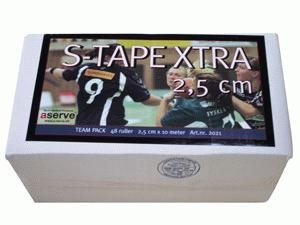 Aserve S Tape Xtra 2,5 cm.