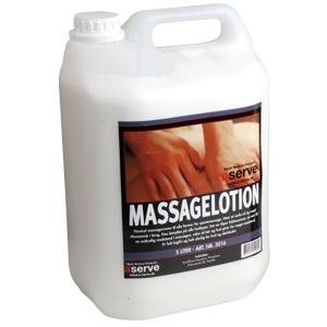 Aserve Massage lotion 5 liter