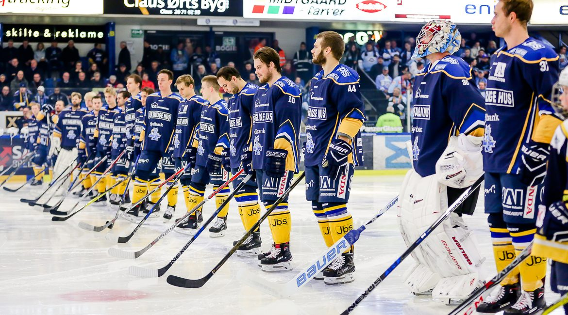 Herning Blue Fox ishockey - Metal Ligaen