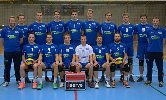 Holte Volleyball Herre - Volley Ligaen